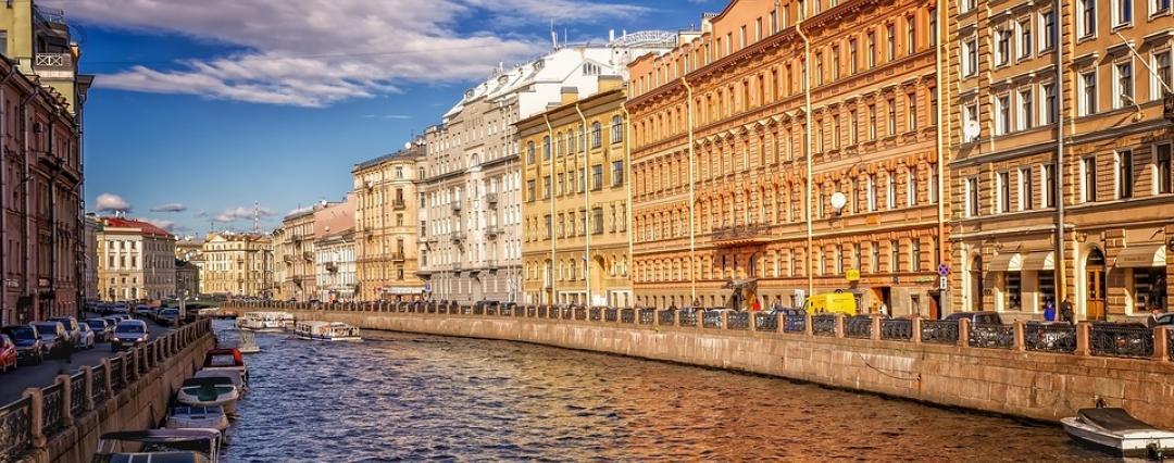 St Petersburg Turu 3 Gece 4 Gün Nordwind Havayolları ile