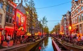 Sömestre Amsterdam Turu 3 Gece 4 Gün