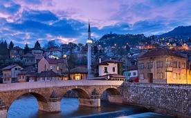 Büyük ve Yeni Balkanlar Turu 7 Gece 8 Gün